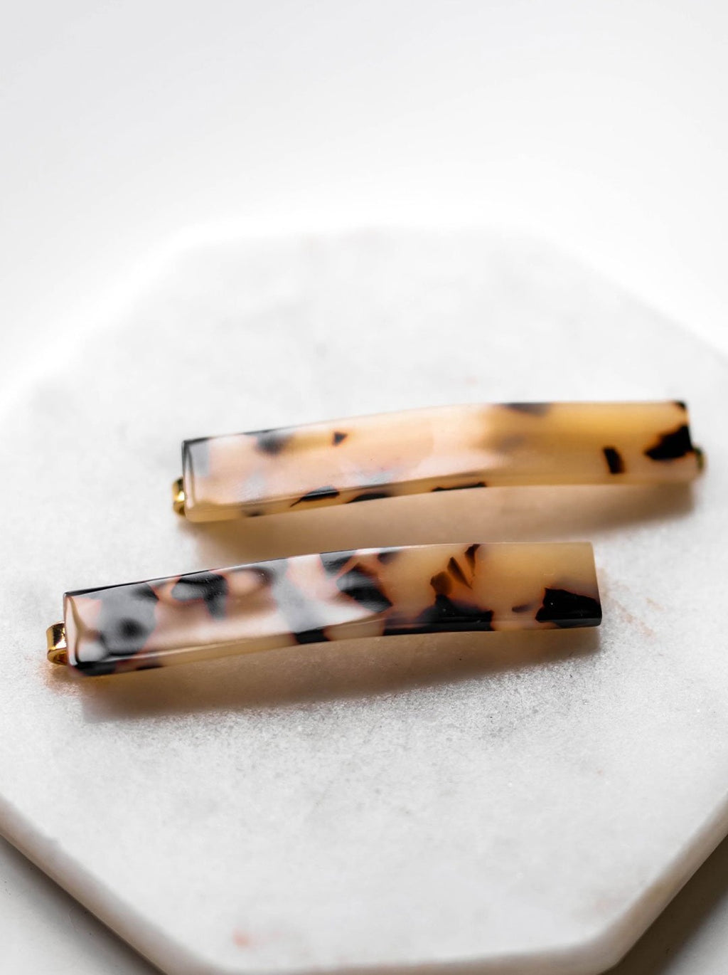 Luxy Hair - Tortoiseshell Hair Clips