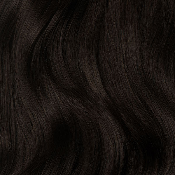 Classic Mocha Brown Volumizer Weft