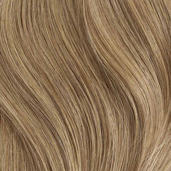 Seamless Natural Blonde Volume Bundle Clip-Ins