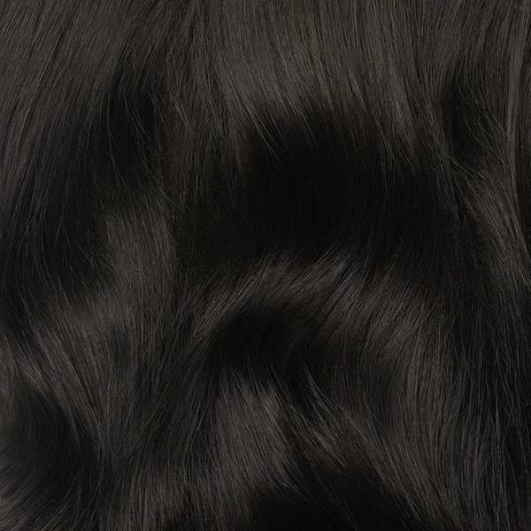 Seamless Off Black Volume Bundle Clip-Ins