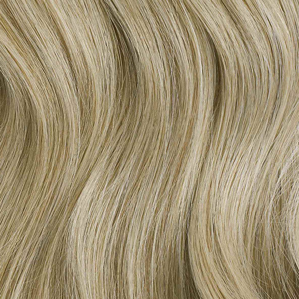 Seamless Sandy Blonde Volume Bundle Clip-Ins