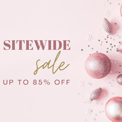 Shop Our Sitewide Sale - Up to 85% Off