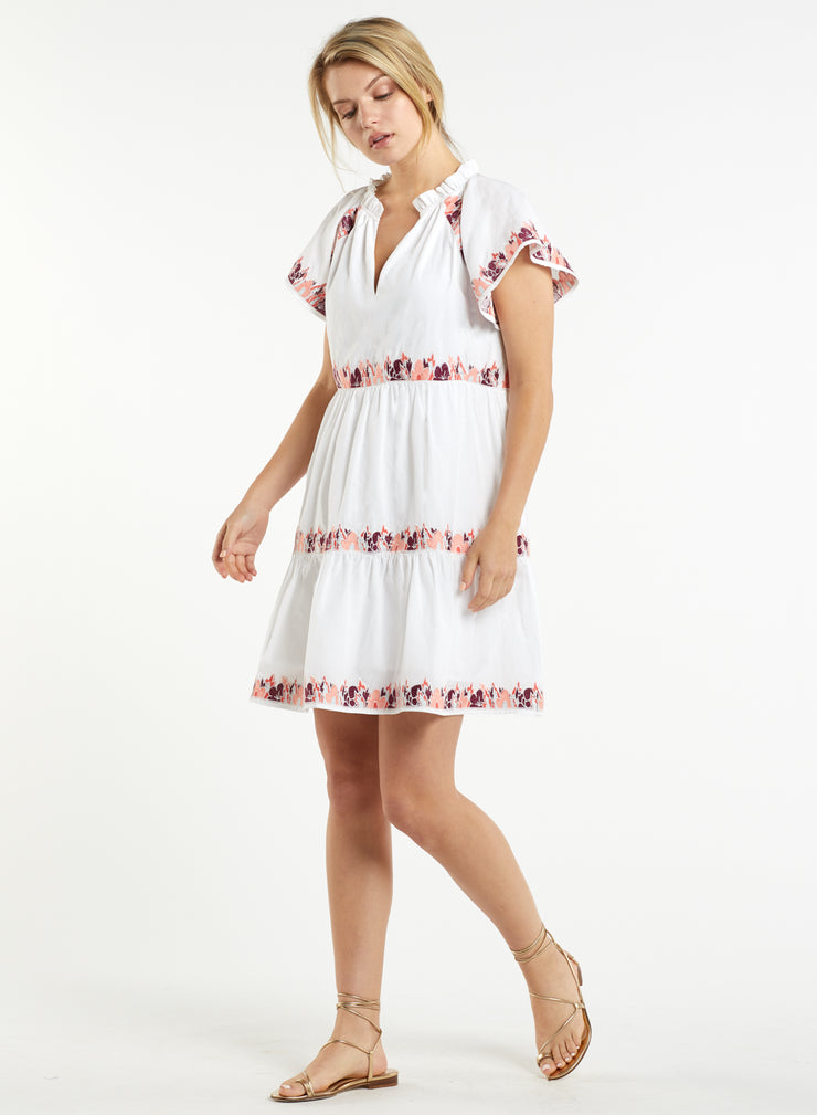 Marie Oliver - Ellie Embroidery Dress