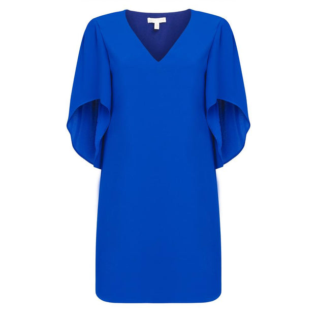 Anna Cate - Meredith S/S Dress - Cobalt Blue