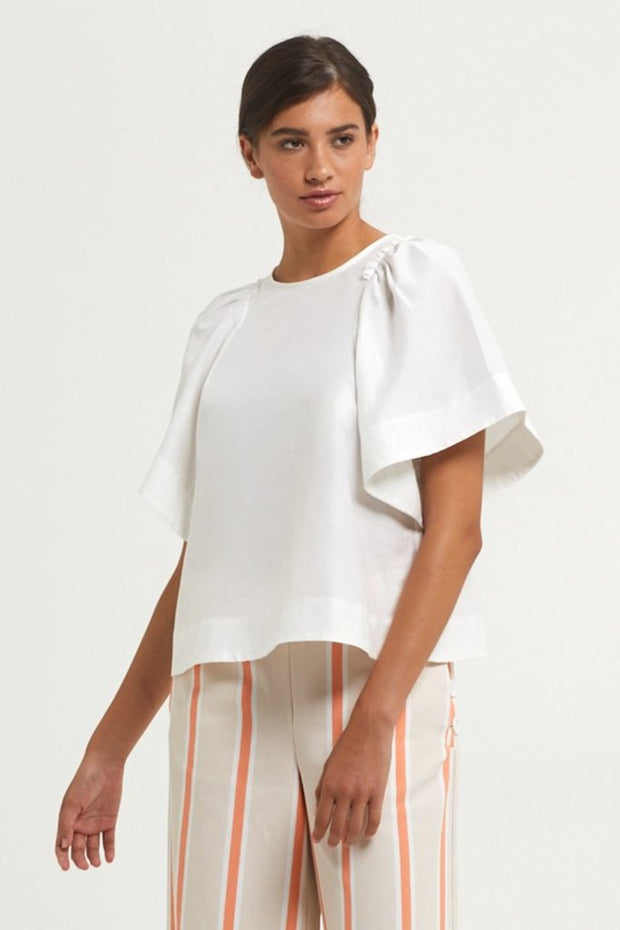 Marie Oliver - Willa Bell Sleeve Top