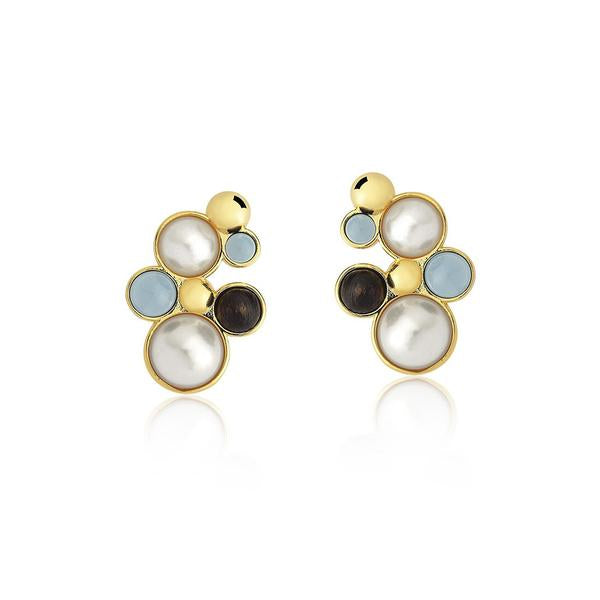 Maria Dolores - Perola Earrings