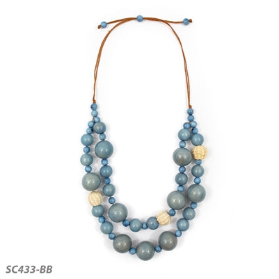 Tagua - Lucy Necklace Biscaine Bay