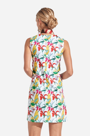 Persifor Margot Print Sheath Dress