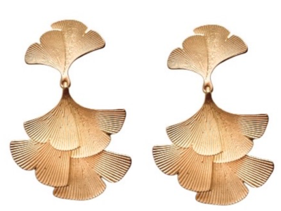 Anna Cate - Eloise Earring - Gold