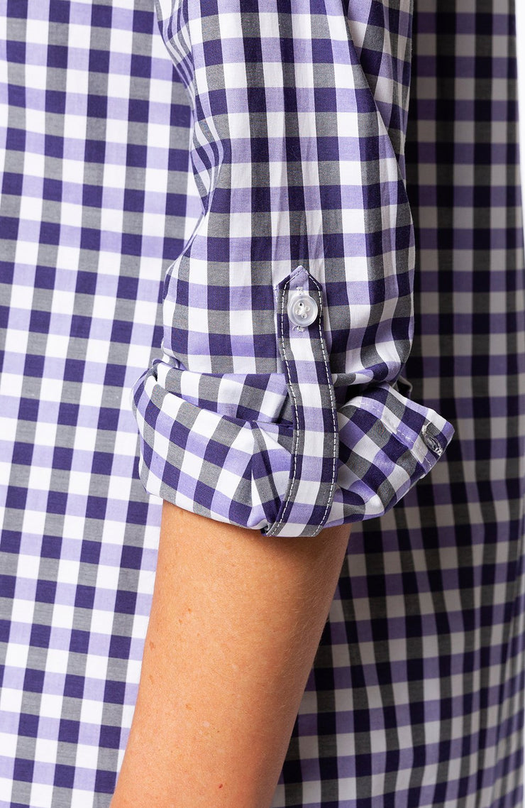 Tyler Boe - Charles Check Workshirt