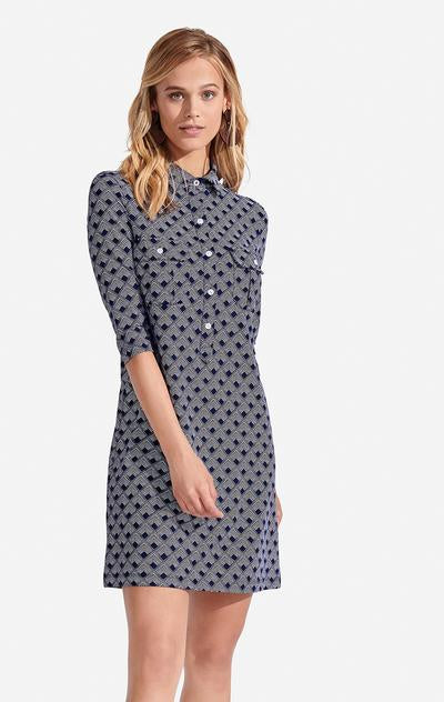 Persifor - Winpenny Dress Olafer Blue