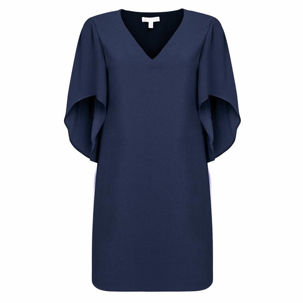 Anna Cate - Meredith S/S Dress - Navy