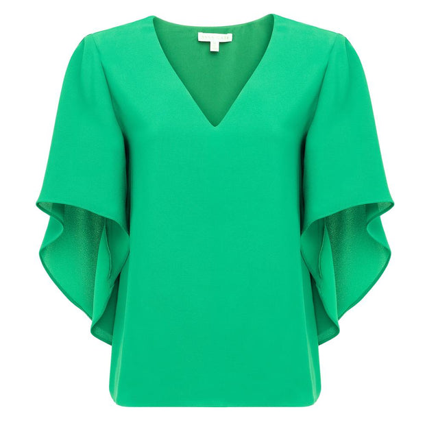 Anna Cate - Nina S/S Top - Green