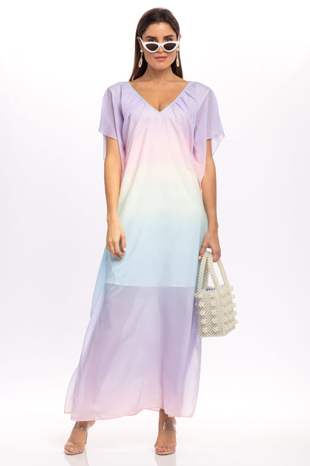 Anna Cate - Erin S/S Maxi Dress - Ombre