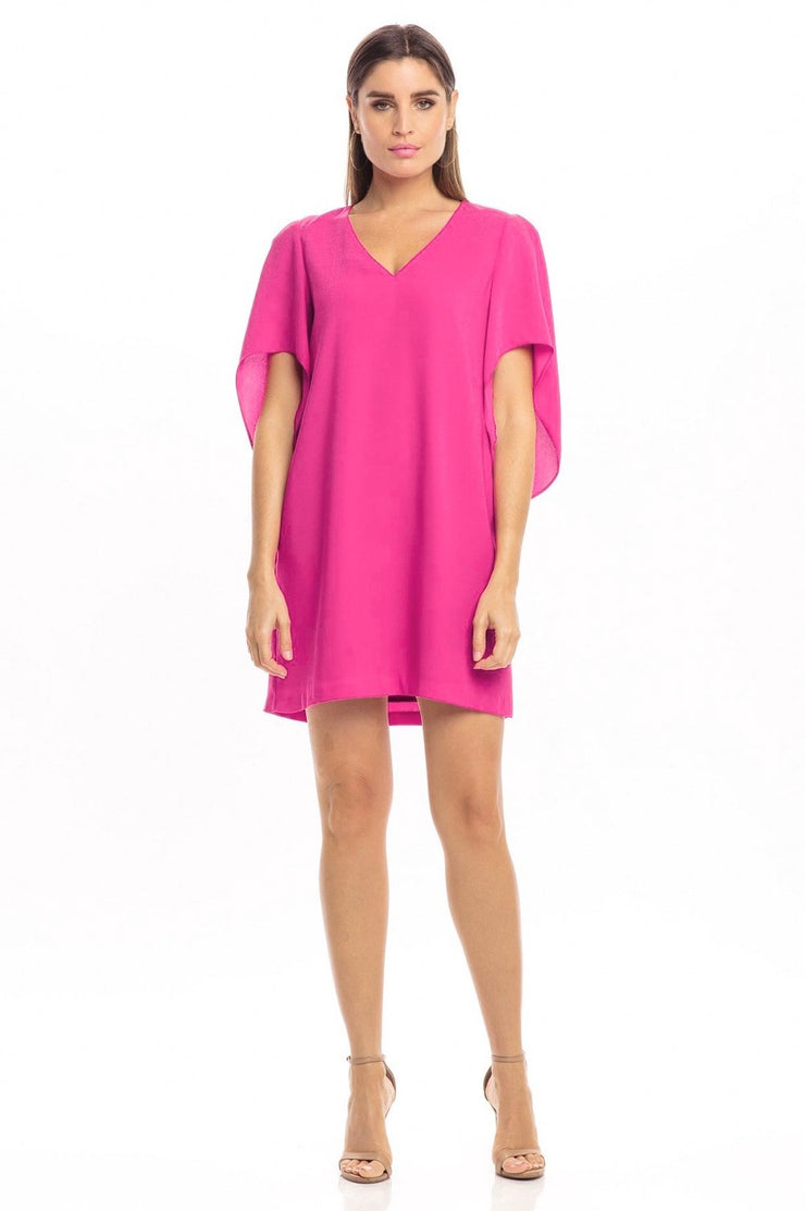 Anna Cate - Meredith S/S Dress - Pink