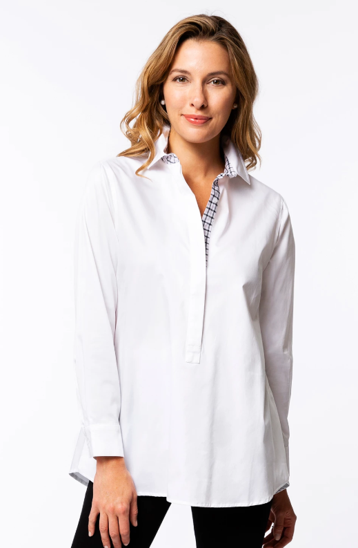 Tyler Boe - Madison Cotton Tunic