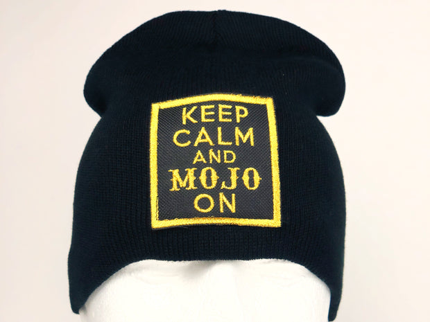 Keep Calm and Mojo On Touque