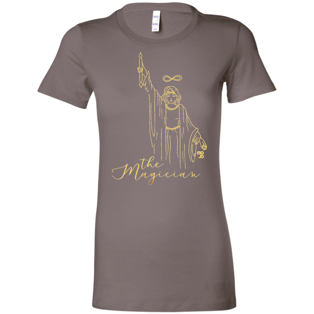 The Magician Ladies' Tarot T-Shirt