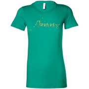 Taurus Ladies' Astrology T-Shirt