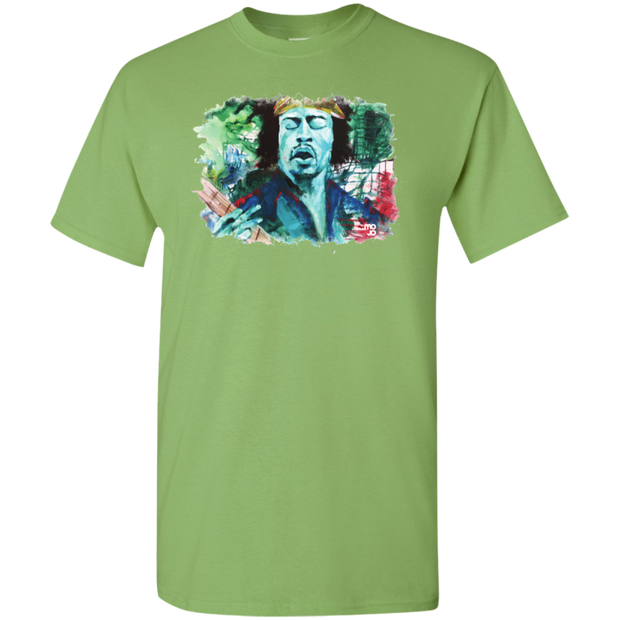 Youth Jimi Hendrix Cotton T-Shirt