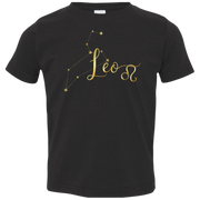 Leo Toddler Jersey T-Shirt