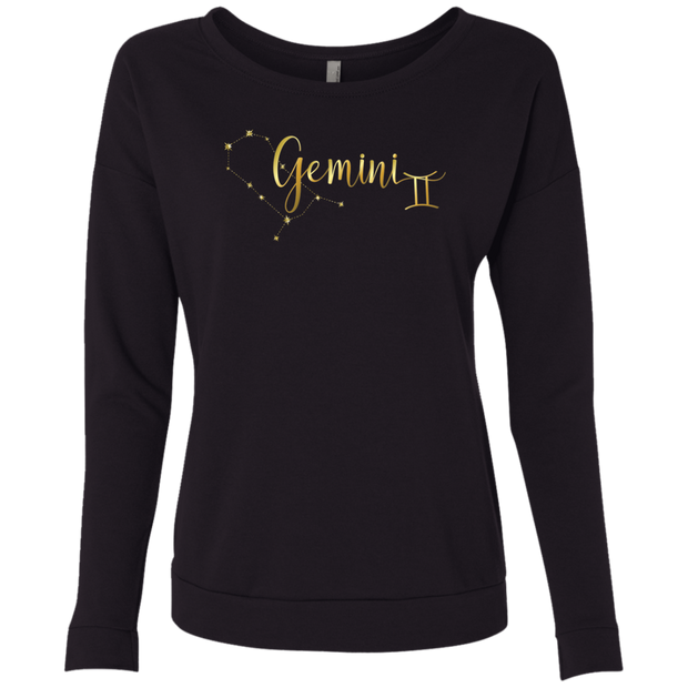 Gemini French Terry Scoop