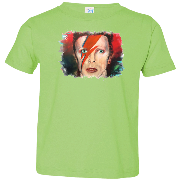 David Bowie Toddler Jersey T-Shirt