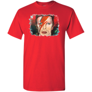 Youth David Bowie Cotton T-Shirt