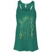 The Lovers Flowy Racerback Tank