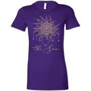 The Sun Ladies' Tarot T-Shirt