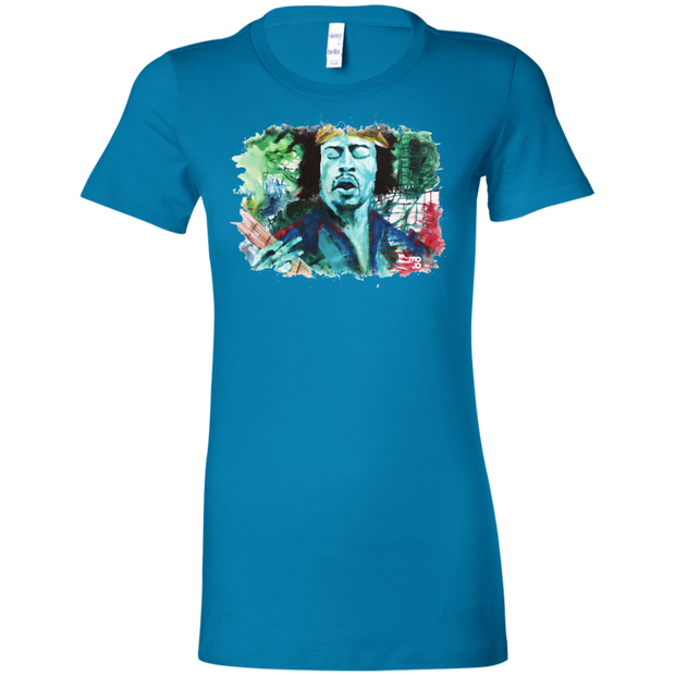 Jimmy Hendrix Ladies'  T-Shirt