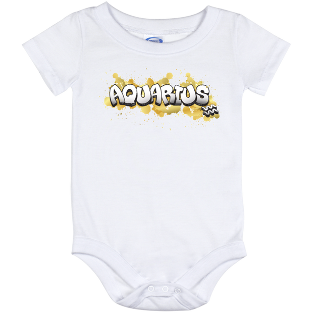 Aquarius Onesie 12 Month