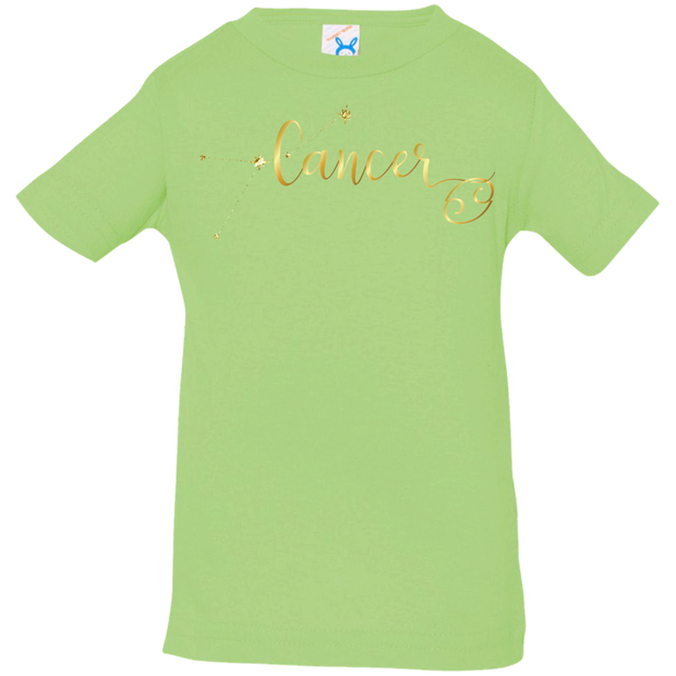 Cancer Infant Jersey T-Shirt