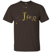 Leo Youth Ultra Cotton T-Shirt