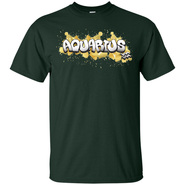Aquarius Youth Ultra Cotton T-Shirt