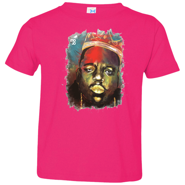 Biggie Toddler Jersey T-Shirt
