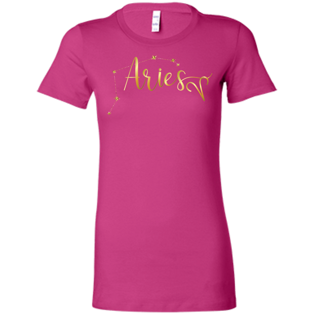 Aries Ladies' Astrology T-Shirt