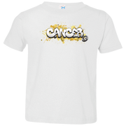Cancer Toddler Jersey T-Shirt