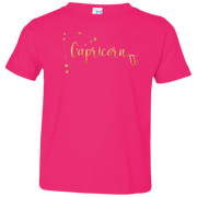 Capricorn Toddler Jersey T-Shirt