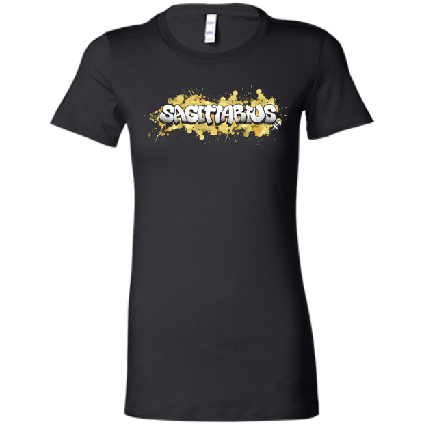 Sagittarius Ladies' Astrology T-Shirt
