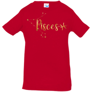 Pisces Infant Jersey T-Shirt