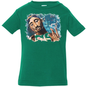 Tupac Infant Jersey T-Shirt