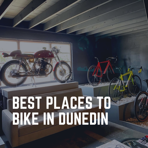 best places to bike in Dunedin
