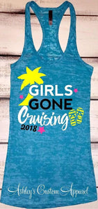 Girls Gone Cruising Tank