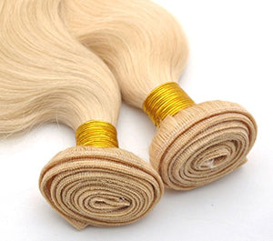 2 Bundles Russian Blonde - Body Wave