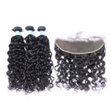3 Bundles + Frontal - Natural Wave