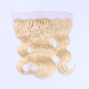 Russian Blonde Frontal - Body Wave (613)