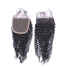 Lace Closure - Kinky Curl