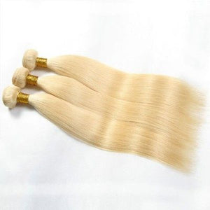 3 Bundles Russian Blonde - Straight