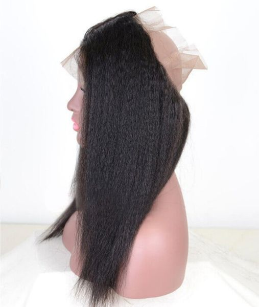 360 Closure - Kinky Straight
